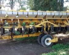 Sembradora Dan Car Autotrailer De 12 Surcos A 52.5 Cm