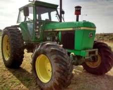 John Deere 3550- 4X4 - Excelente Estado