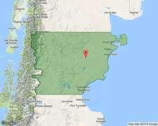 Vendo Campo en Zona Alto las Plumas, Chubut. en Plena Produc
