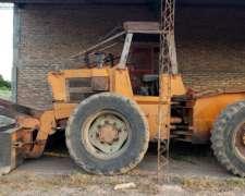 Tractor Zanello Forestal P/desmonte