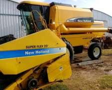 New Holland Tc 59 / 2007 , 25 Pies - 2900 Hr