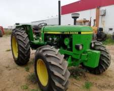 John Deere 3550, Doble Embrague