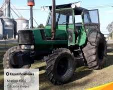Tractor Deutz DX 120.