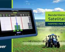Banderillero Satelital Farmpro MAX 7
