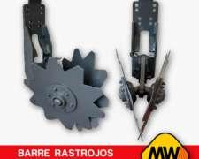 Barre Rastrojo Fijo Agrometal APX
