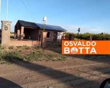 Chacra de 2 Hectáreas en Bernasconi, la Pampa