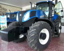 Tractor New Holland T8 350 E Inmediata