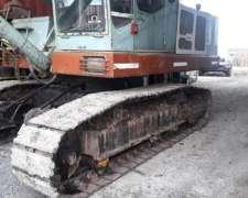 Retro Excavadora Hidromaq Mod 84