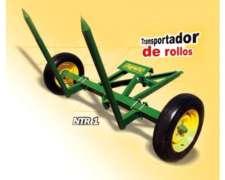 Transportador de Rollos Agroar Modelo NTR1