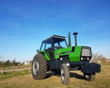 Deutz Fahr AX 4.100 Restaurado,embrague Independiente