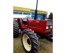 Tractor Fiat 120f - año 1992