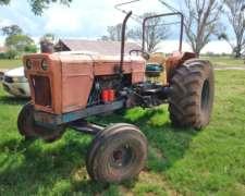 Tractor Fiat 900 con Control Remoto
