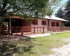Casa Grande C/piscina A 10 Min De Alta Gracia Rec Vehic Fina