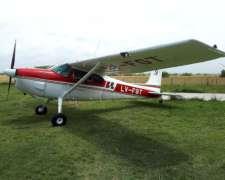 Avion Cessna 180 Restringido Habilitado.