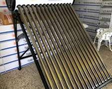 Termotanque Solar 150/200/240 Lts Malvisolar C/ B. Magnesio