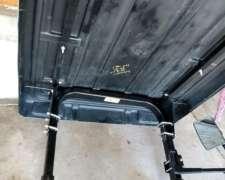 Toldo Original con Espejo Nuevo para Tractor John Deere