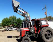Pala Frontal con Balde - Adaptable a Todo Tipo de Tractor.