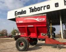 Oferta Fertec 3000 Lts. con Balanza