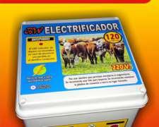 Boyero Electrificador 5.0 Joule 120 Km 220 V