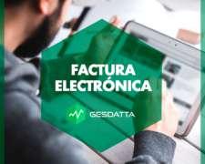 Facturacion Electronica Gratis Gesdatta