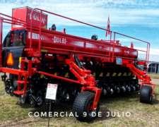 Sembradora Dolbi AX4100 Grano Grueso - 9 de Julio