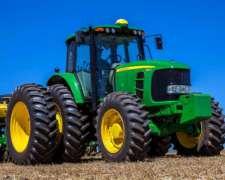 Tractor John Deere 6190j DU
