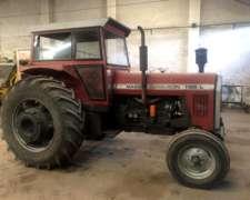 Massey Ferguson 1195s año 1987, Rodado 18-4-34