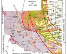 La Pampa - Tasaciones y Subdivisiones de Campos y Estancias