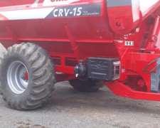 Ombu CRV 15tt Tubo 480mm con Gomas 32