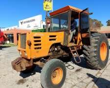 Tractor Zanello UP 100, Tres Arroyos