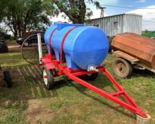 Tanque Agua 1650 Litros
