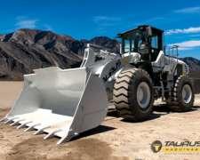 Pala Cargadora Premium 958h - Capacidad 3 M3