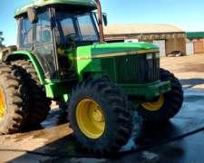 Tractor John Deere 6600 1998 DT