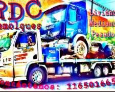 Remolque RDC Auxilio y Traslados