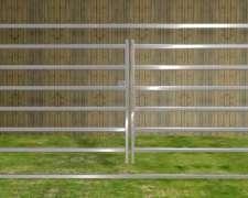 Puertas Doble con Marco AUS Agro