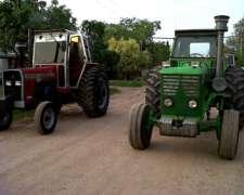 Compro Tractores Deutz 144, 130, 85