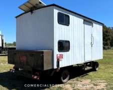 Casilla Rural TEC 4,50x2,40mts - Excelente Estado