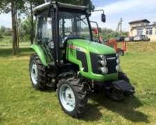Tractores Nuevos Agrícola Chery 50 Hp Tipo Fiat 500