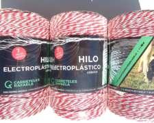 Rollo De Cable De 500mts Para Boyero / Electrificador