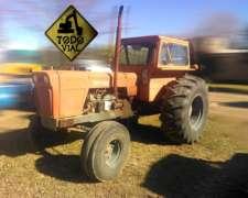 Tractor Fiat 1100 6 Cil. 4 Via Hidraulica 115hp Todo Vial