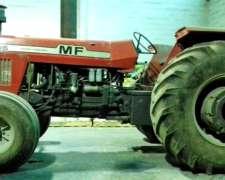 Tractor Massey Ferguson 296, Año 1984, En Buen Estado