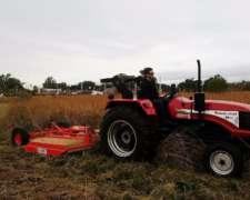 Tractor Apache Solis 60 HP, 3 P ,vende Cignoli Hnos Arequito