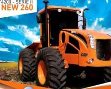 Tractor Zanello 4200 Serie II New 260