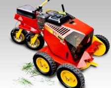 Motodesmalezadora 6X4 C/ Motor Brigg y Stratton 13.5 HP 1090