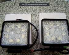 Reflector LED 60 Grados