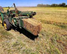 Vendo Alfalfa de 1° y 2° Quines San Luis Somos Productores