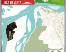 Isla 363 Ha Rio Paraná Apto Turismo Ganadería Entre Ríos