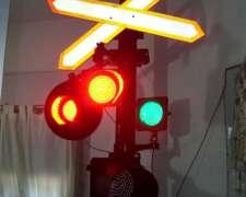 Señalizacion Ferroviaria/semaforos/ind. De Rutas.