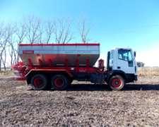 Fertilizadora, Yomel, Impala Truck 25000línea Impala