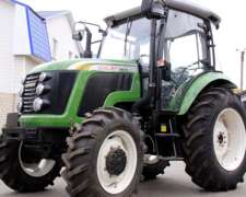 Tractor Chery BY Lion RK750 80hp 4X2 y 4X4 - 9 de Julio